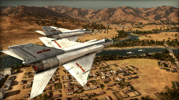 скриншот Wargame Red Dragon - The Millionth Mile 3