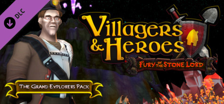Villagers and Heroes: The Grand Explorers Pack