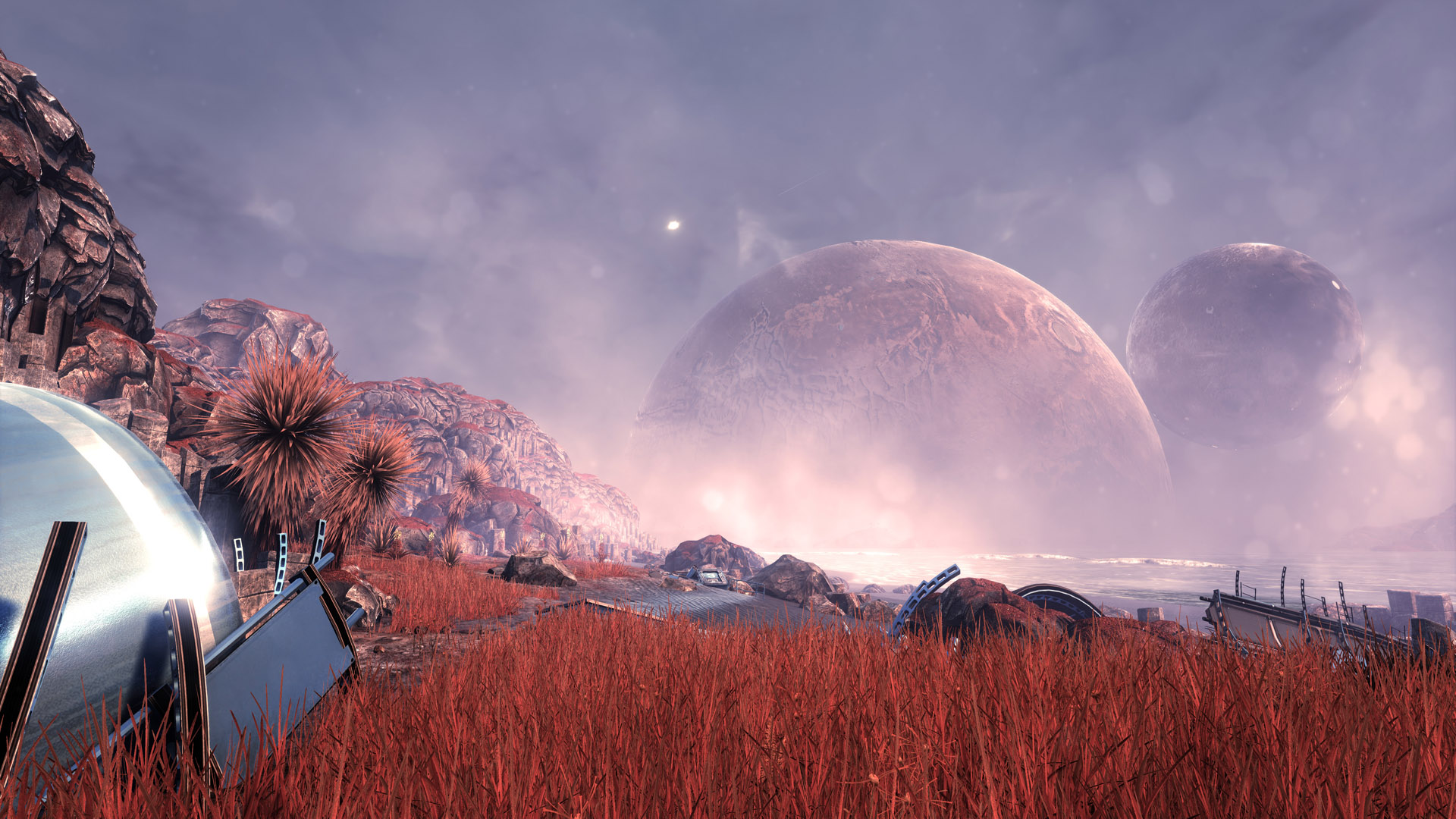 The Solus Project screenshot 2