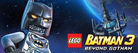 LEGO® Batman™3: Beyond Gotham - 乐高® 蝙蝠侠™ 3:飞越高谭市