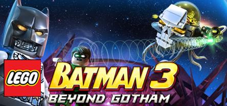 LEGO® Batman™ 3: Beyond Gotham Cover Image