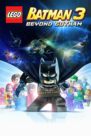 LEGO Batman 3: Beyond Gotham poster image on Steam Backlog