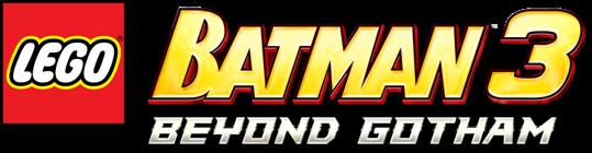 LEGO Batman 3: Beyond Gotham - Steam Backlog