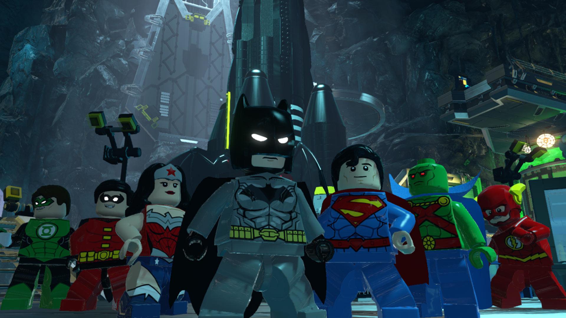 Resultado de imagen para lego batman beyond gotham