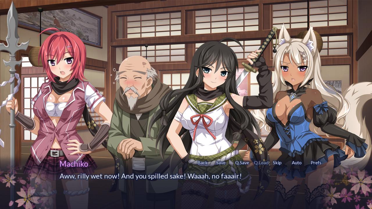Sakura Spirit on Steam