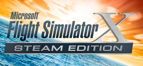 Microsoft Flight Simulator X: Steam Edition cover art