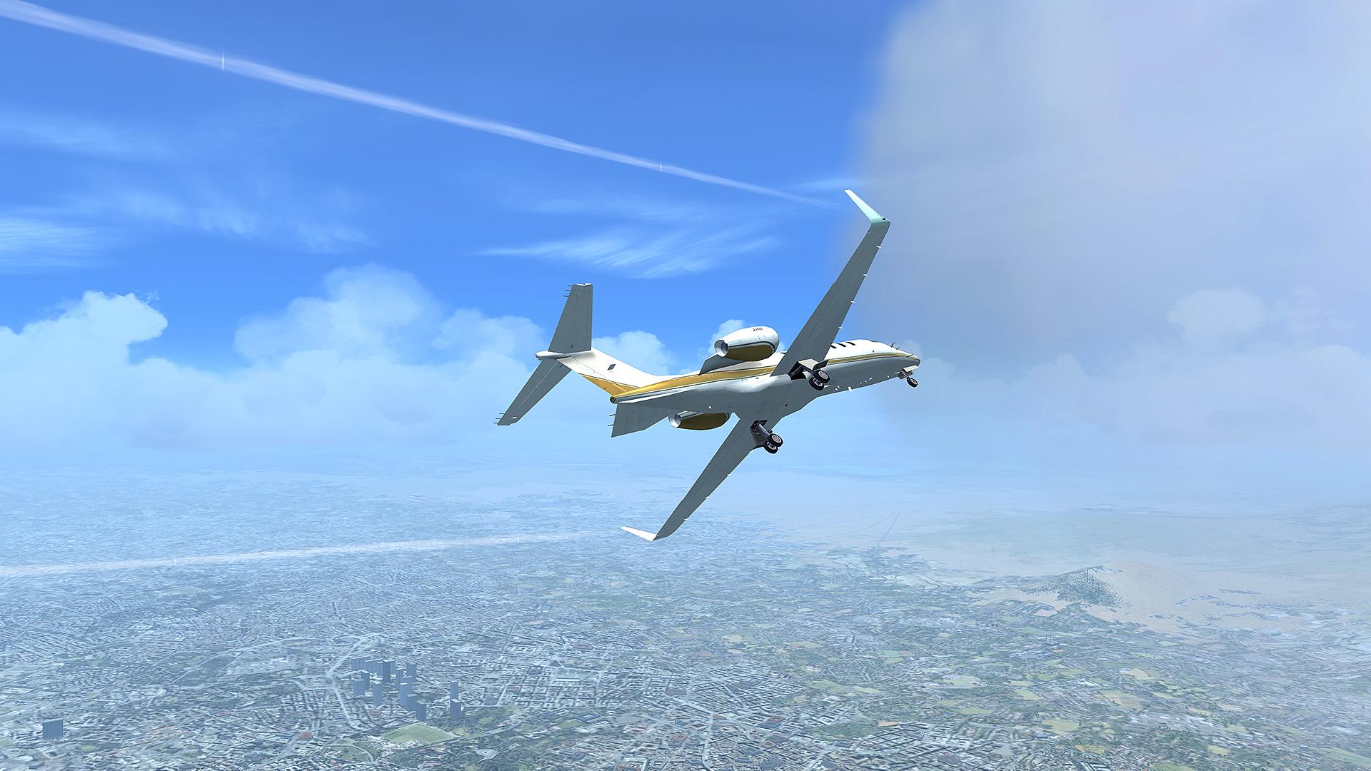 Brand New Great Britain Part 1 Scenery Pack For Microsoft Flight Simulator