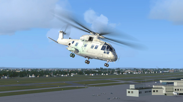 Microsoft Flight Simulator X: Steam Edition Screenshot