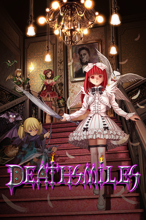 Deathsmiles poster image on Steam Backlog