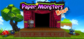 Paper Monsters Recut cover art