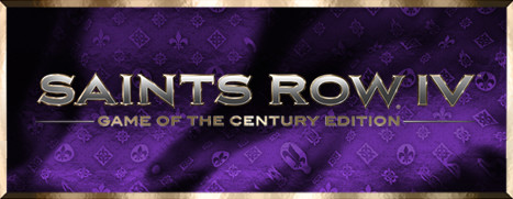 Saints Row IV: Game of the Century Edition - 黑道圣徒 IV:世纪游戏版
