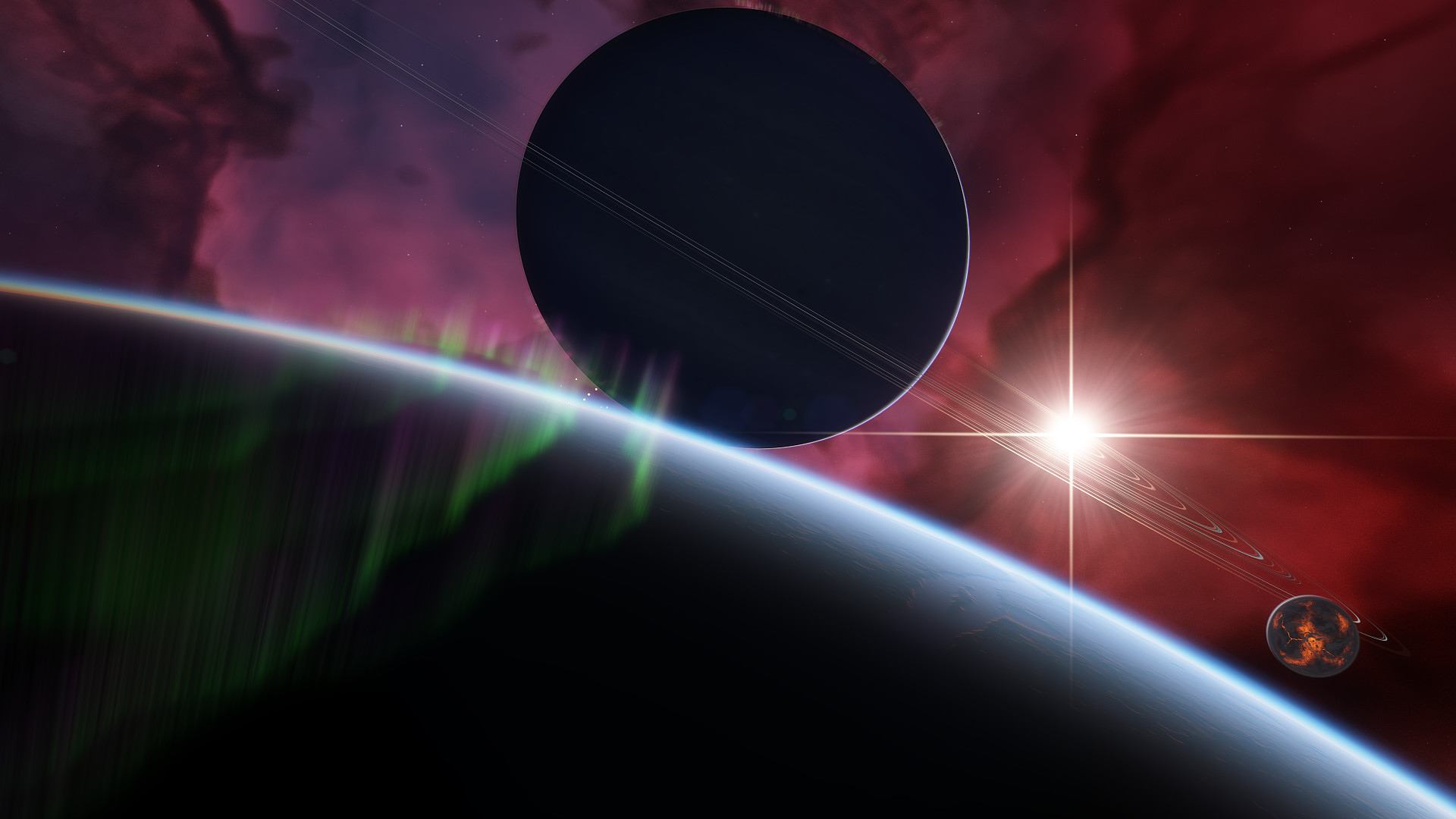 Find the best laptop for SpaceEngine