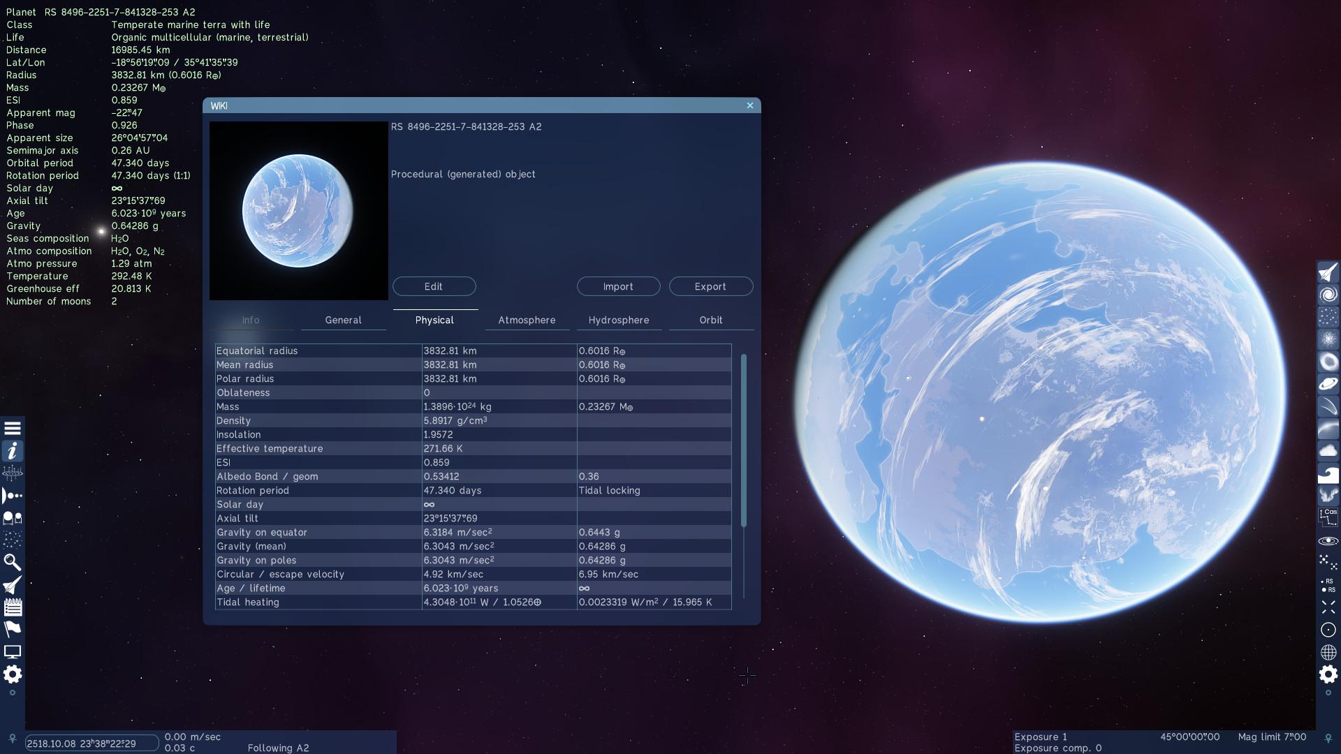 SpaceEngine Resimleri