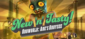 Oddworld: New 'n' Tasty cover art