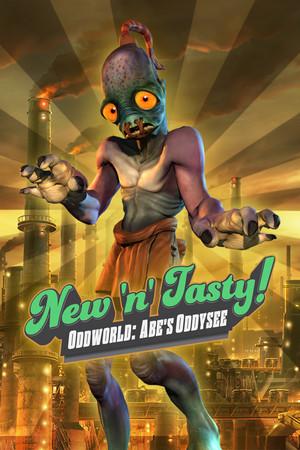 Oddworld: New 'n' Tasty poster image on Steam Backlog