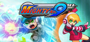 Mighty No. 9 cover art