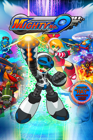 Mighty No. 9 poster image on Steam Backlog