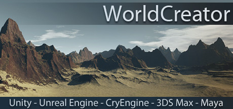 WorldCreator on Steam
