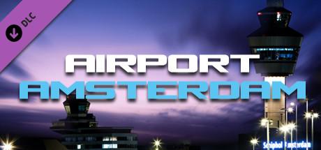X-Plane 10 Global - 64 Bit - Airport Amsterdam