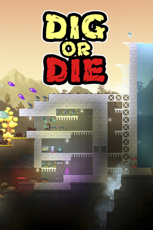 Dig or Die poster image on Steam Backlog