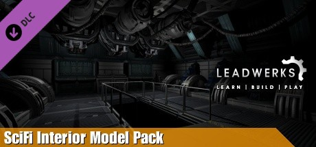Leadwerks Game Engine - SciFi Interior Model Pack