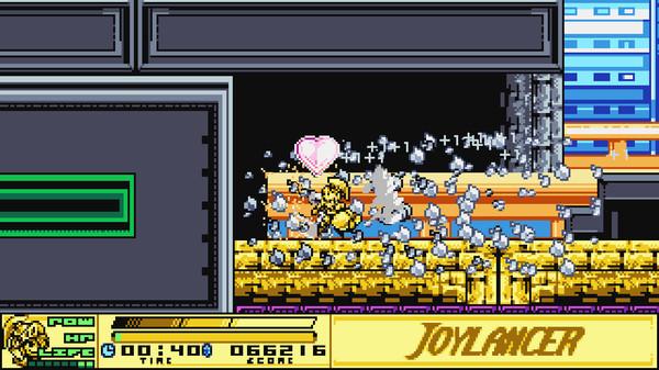 The Joylancer: Legendary Motor Knight