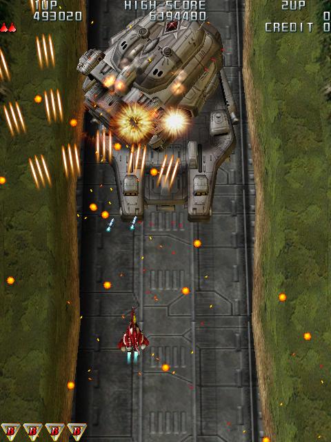 Raiden 3 For Mac