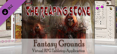 Fantasy Grounds - PFRPG The Reaping Stone