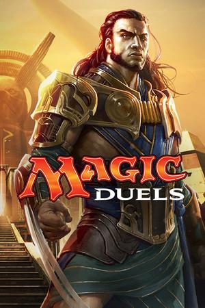 Magic Duels poster image on Steam Backlog