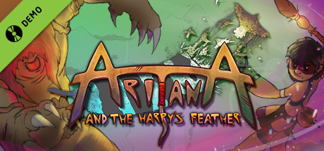 Aritana and the Harpy's Feather Demo