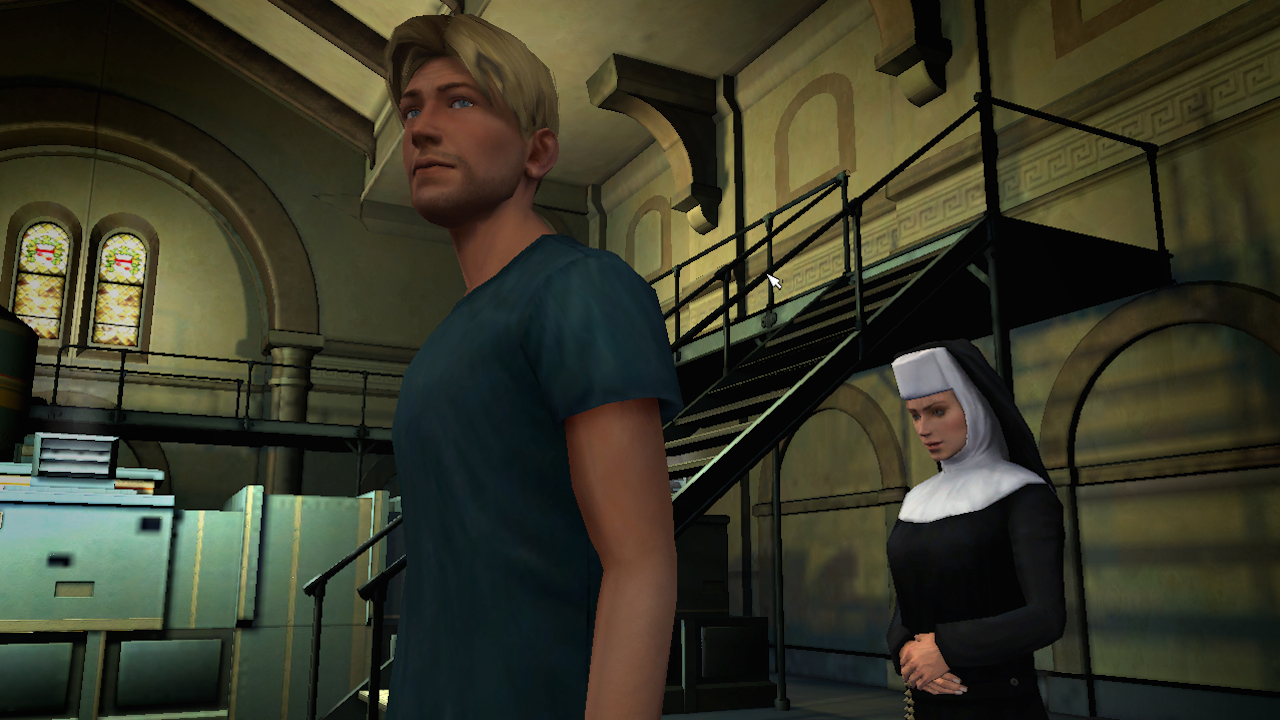Broken Sword 4: The Angel of Death Screenshot 3