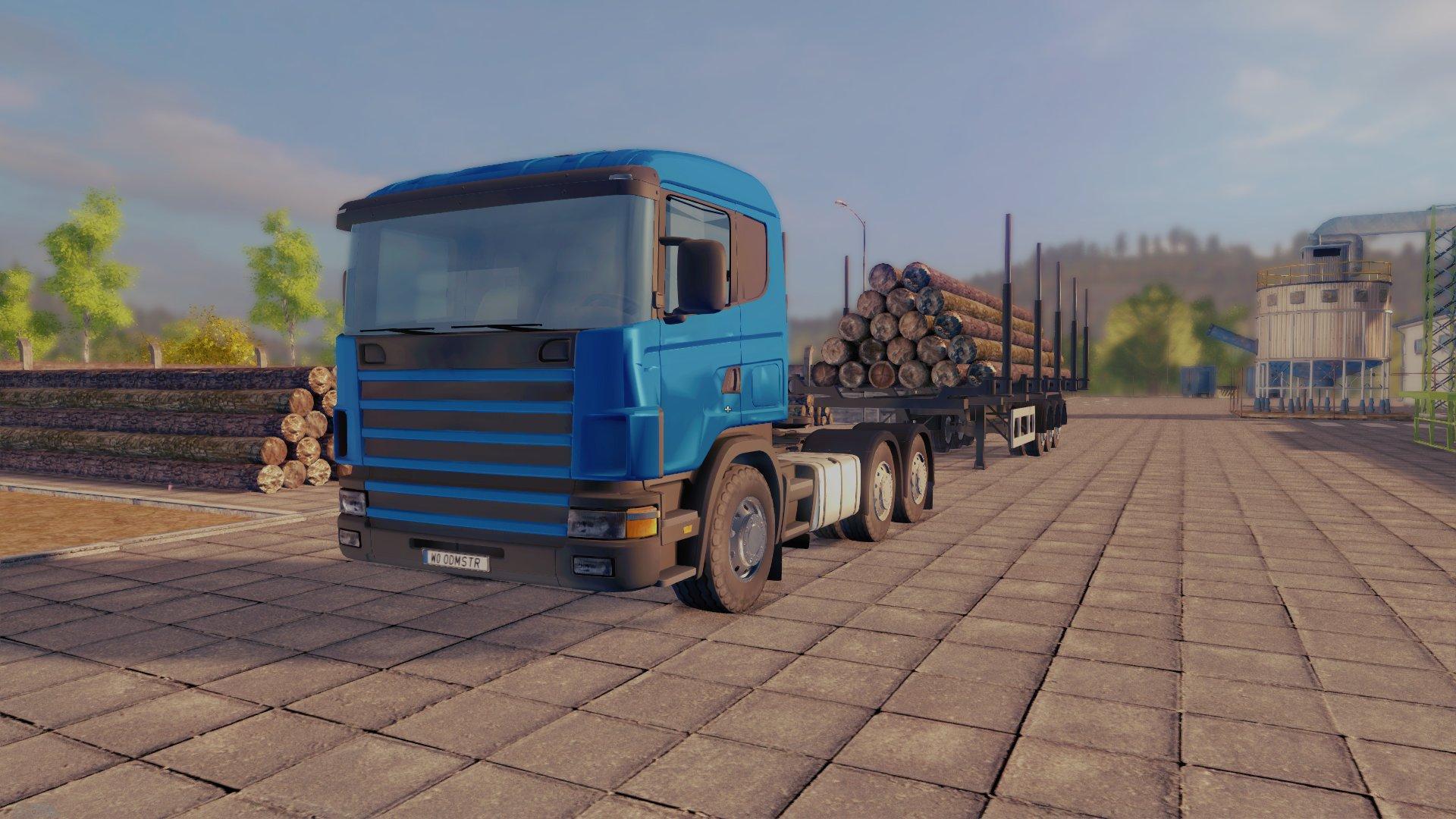 Professional Lumberjack 2015 Screenshot 1