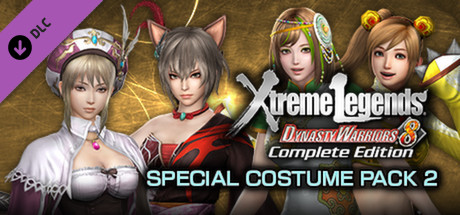 DW8XLCE - SPECIAL COSTUME PACK 2