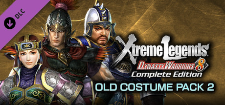 DW8XLCE - OLD COSTUME PACK 2