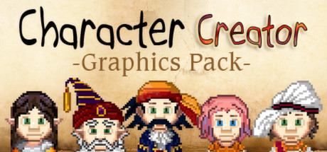 Character Creator - Graphics Pack - SteamSpy - All the data