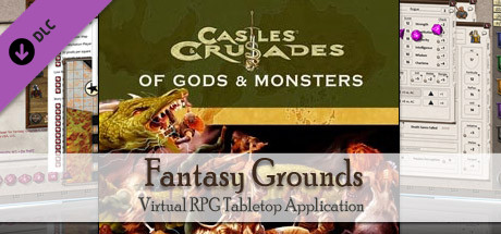 Fantasy Grounds - C&C: Of Gods and Monsters