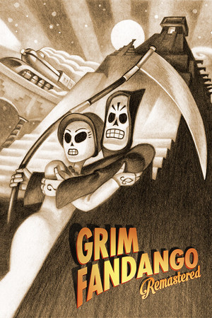 Grim Fandango Remastered poster image on Steam Backlog