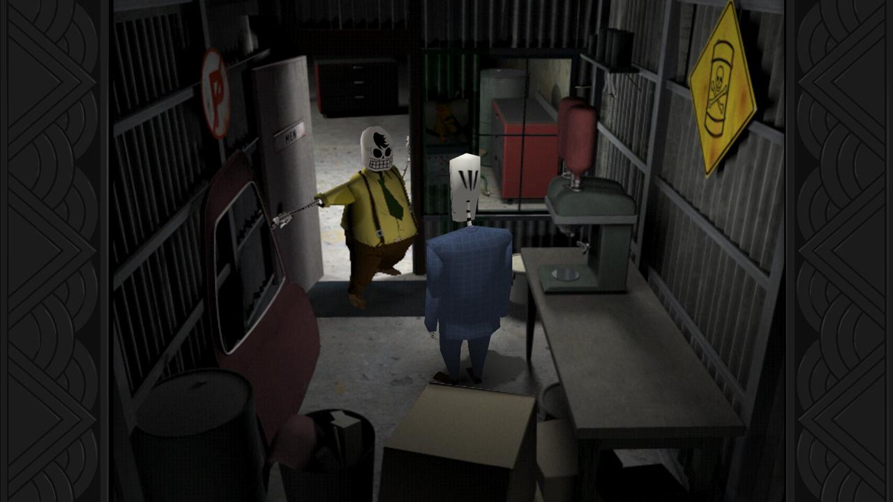 Grim Fandango Remastered screenshot 1