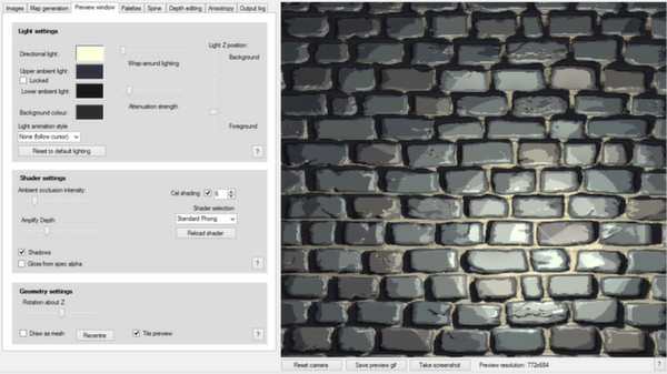 Скриншот из Sprite Lamp