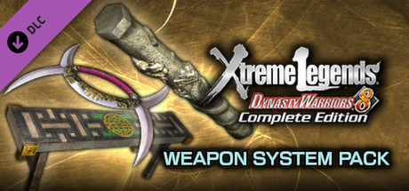DW8XLCE - WEAPON SYSTEM PACK