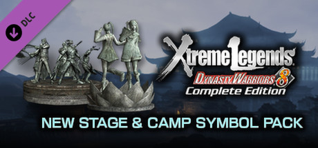 DW8XLCE - NEW STAGE & CAMP SYMBOL PACK