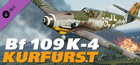Bf 109 K-4 Kurfürst | DLC
