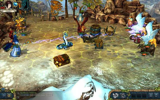 King's Bounty: Armored Princess