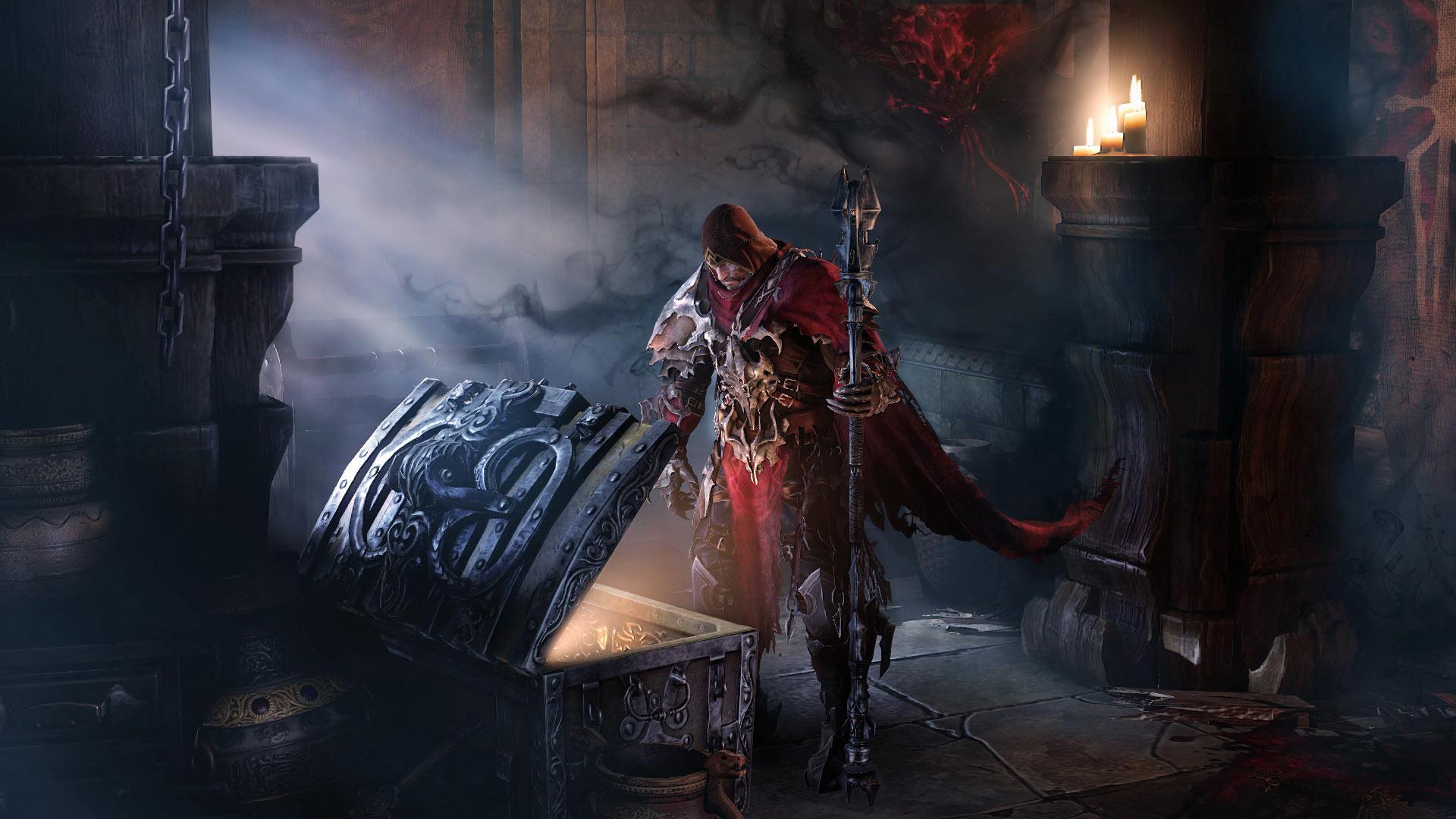 KHAiHOM.com - Lords of the Fallen - Monk Decipher