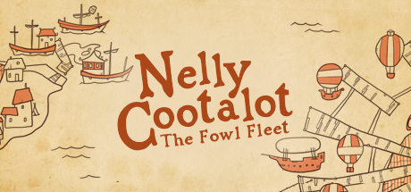 Witziges Abenteuer - Nelly Cootalot: The Fowl Fleet