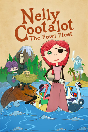 Nelly Cootalot: The Fowl Fleet poster image on Steam Backlog