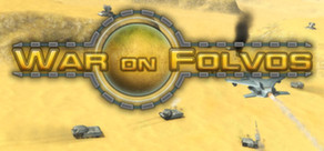 War on Folvos cover art