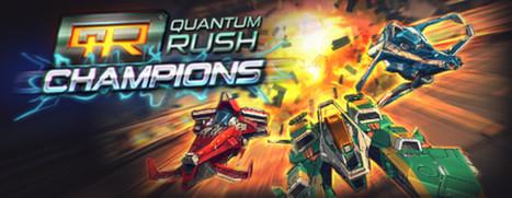 Quantum Rush Champions - 量子冲击冠军