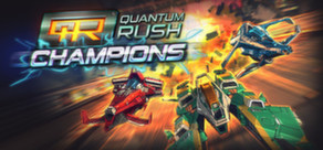 Quantum Rush Champions cover art