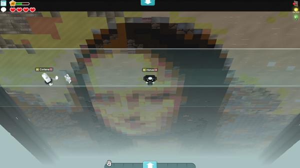 Screenshot of Cubic Castles